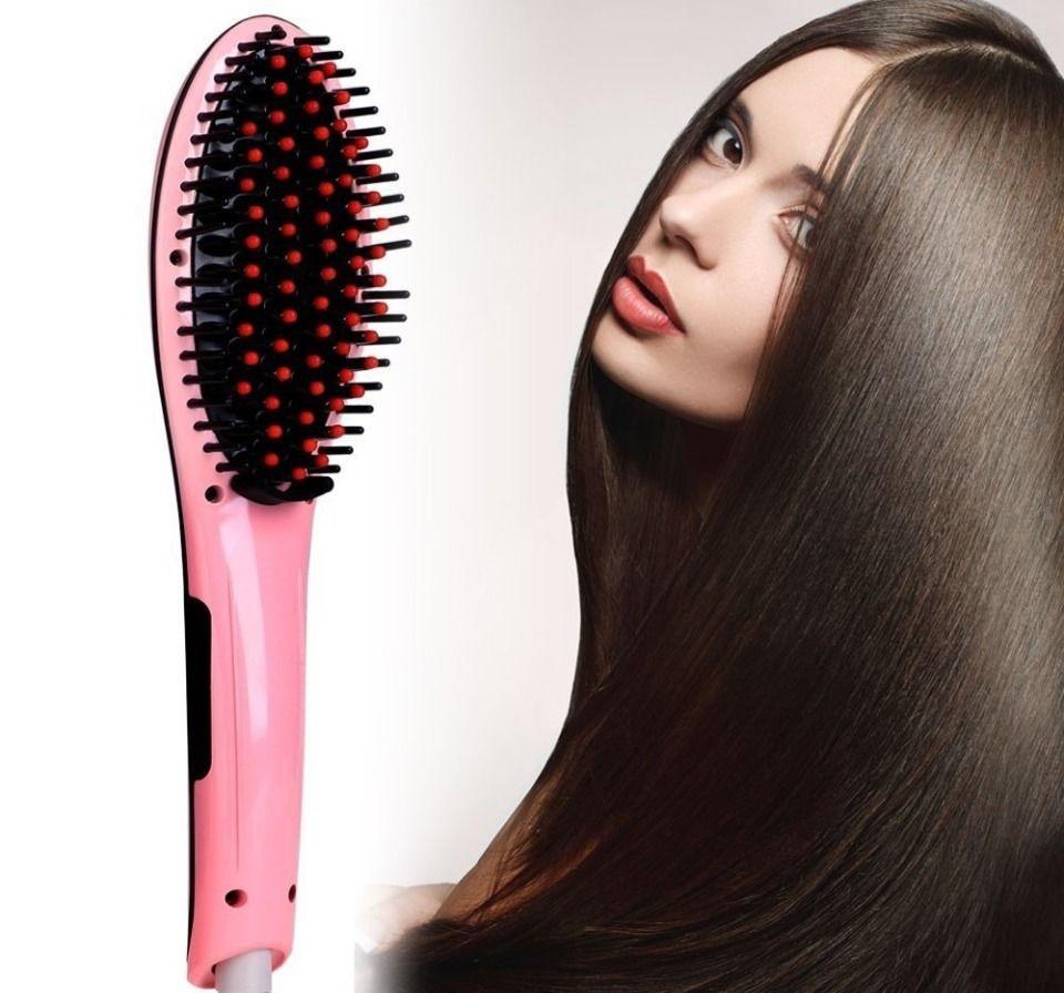 Расчёска утюжок для волос цена