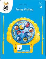 Детский игровой набор «Веселая рыбалка» JUST COOL
