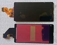 Дисплей Sony Xperia Z1 Compact Mini D5503  сенсор оригінальний тачскрін