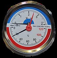 Термоманометр 4 атм