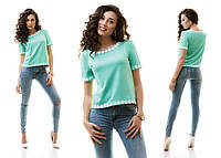 Блуза «Ромашка» 3 цвета