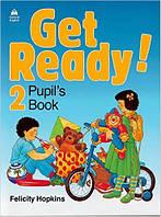 Get Ready! 2 Pupil's Book (Учебник по английскому языку для детей)
