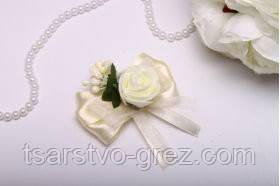 Бутоньерка Flowers auvori