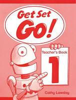 Get Set-Go! 1 Teacher's Book (Книга для учителя по английскому языку)