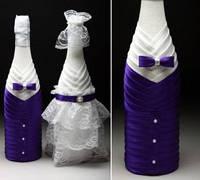 Декор для шампанского 630