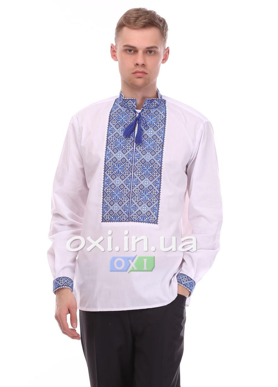 Мужская сорочка вышиванка  KRAYKA