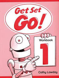 Get Set Go! 1 Workbook (Рабочая тетрадь/зошит)