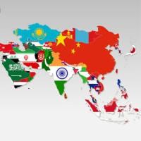 Флаги Азии