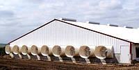 Вентиляция звероферм и животноводческих хозяйств