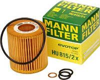 Фильтр масляный Mann HU 815/2 x