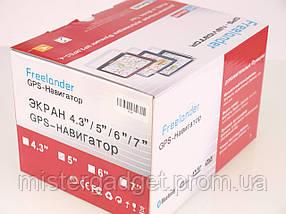 "GPS Навигатор Freelander G513BT 5"" 800*480p Navitel iGo, фото 2"