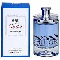 Cartier  Eau de Cartier Vetiver Bleu edt  ОРИГИНАЛ