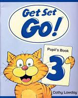 Get Set Go! 3 Pupil's Book (Учебник/підручник по английскому языку)