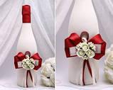 Декор для шампанского Flowers, фото 3