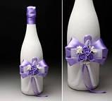 Декор для шампанского Flowers, фото 4