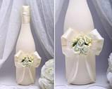 Декор для шампанского Flowers, фото 5