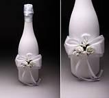 Декор для шампанского Flowers, фото 6