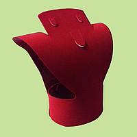 Бюст шеи трансформер для украшений и бижутерии