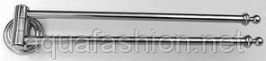 Двойной держатель для полотенец 35 см в ретро стиле Paccini&Saccardi Rome 30050