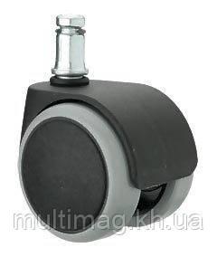 Обгумовані Ролики для крісла GЕ-11