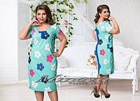 Платье женское, размер 50,52,54