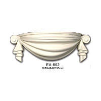 Декоративный светильник Classic Home EA-502, лепной декор из полиуретана
