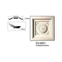 Кессон Classic Home EU-9001, лепной декор из полиуретана