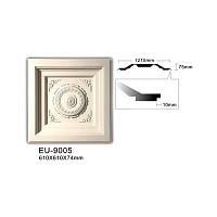 Кессон Classic Home EU-9005, лепной декор из полиуретана