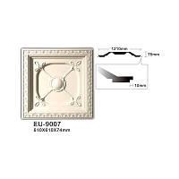 Кессон Classic Home EU-9007, лепной декор из полиуретана