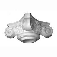 Капитель колонны Decomaster DCK 5012, лепной декор из полиуретана