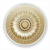 Розетка потолочная Gaudi Decor R310, лепной декор из полиуретана