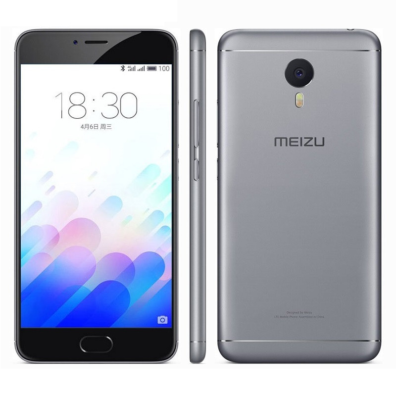 Смартфон Meizu M3 Note 3Gb