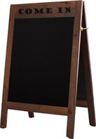 Выносные рекламные и информационные щиты - штендеры / меловые штендеры