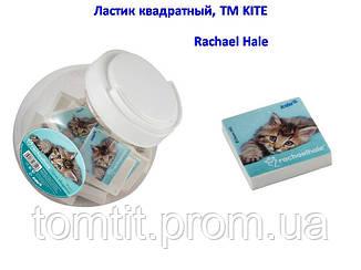 """Ластик квадратный """"Rachael Hale"""", фото 2"""