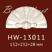 Вставка Classic Home New HW-13011, лепной декор из полиуретана