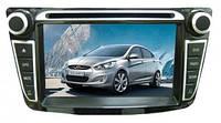 Штатная автомагнитола PHANTOM DVM-1010G i5 (Hyundai Accent)