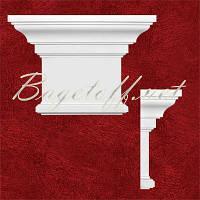 Пилястра Капитель колонны гипсовая ПК2101, лепнина из гипса