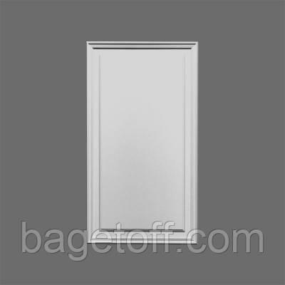 Дверная панель Orac Decor D507, лепной декор из полиуретана - Bagetoff.com в Киеве