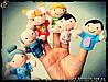 """Игрушка """"Куклы на пальцы"""" - """"Finger Puppet Family"""""""