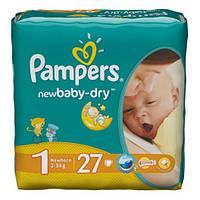 Подгузники Pampers New Baby Newborn (2-5 кг), 27 шт
