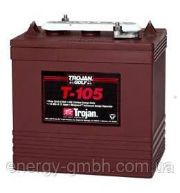Тяговый аккумулятор TROJAN T105