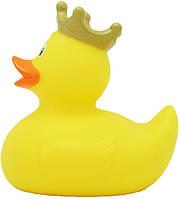 Детская игрушка Lilalu I Funny Ducks Уточка в короне желтая (L1925)