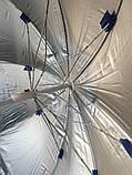 Пляжный зонт с наклоном Anti-UV 200см, фото 3