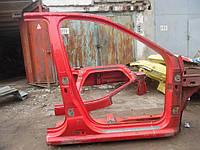 Порог правый (Седан) Dacia Logan 05-08 (Дачя Логан), 6001546981