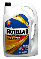 Масло моторное Shell Rotella ® T 15W-40