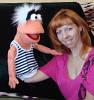 Мастер - класс шоу  ускоренный 3,5 часа, по изготовлению Маппет-куклы