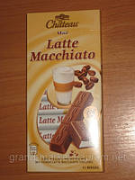 "Шоколад ""Chateau"" Latte Macchiato, молочный с начинкой, 200г"