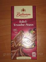 """Шоколад """"Bellarom"""" с изюмом и цельными орехами ,200г (Германия)"""