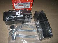 Колодка тормозная дисковая (компл. на ось) Daf LF45, Iveco, Man L / M / ME2000, RVI Midlum  (производство Дорожная карта ), код запчасти: DK 29088PRO