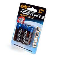 Аккумуляторы C/НR14 4500mAh ROBITON 4500MHC-2